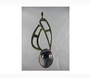 Fancy Gemstone Pendant