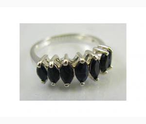 Amazing 1.65ctw Sapphire Ring