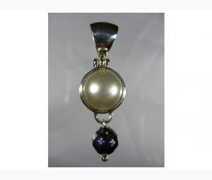 Lovely Pearl Pendant