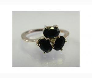 Fabulous 1.82ctw Sapphire & Diamond Ring
